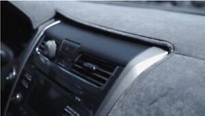 Grey Dash Cover For Toyota Camry 2007 11 Dashmat Suedemat Covercraft 81725 00 47