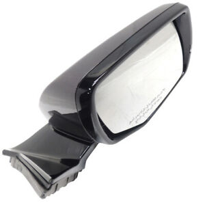 Side View Mirror Rh In Plum Berry New Oem Gm Arabic 2014 Cadillac Cts 23105634