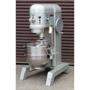 Hobart 60 Quart H600t Mixer Used Great Condition