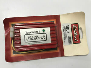 New Edelbrock Vara Jection Ii Water Alcohol Injection Module 3951