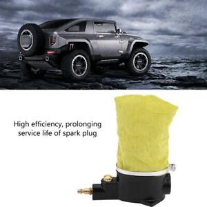 Car 90psi Pneumatic Air Spark Plug Cleaning Cleaner Tool Machine With Abrasive
