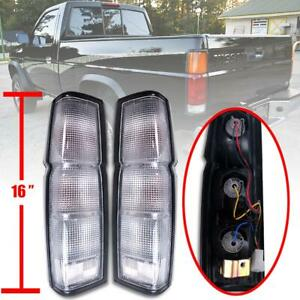 For 86 97 Nissan Navara Hardbody Frontier D21 Tail Rear Tail Light Fit Usa Model