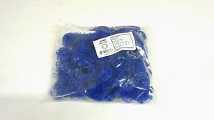 1 bag Of 100pcs Lsp p 2016 1 2 Plastic Grommet For Pipe Support Bracket