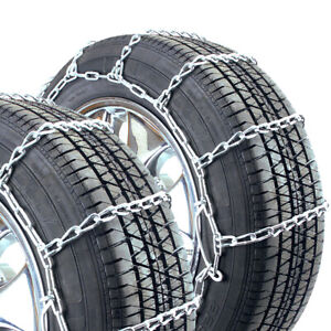 Titan Tire Chains S Class Snow Or Ice Covered Road 4 5mm 205 55 16