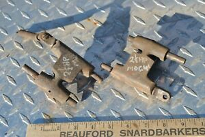 Ihc International Mogul 2 1 2 Hp Hit Miss Gas Engine Cast Iron Governor Weights