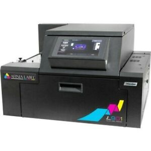 Afinia Label L901 Industrial Color Label Printer With Memjet available July 1