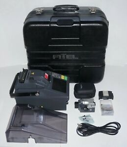 Furukawa Fitel S175 Core Alignment Optical Fiber Fusion Splicer W S325 Cleaver