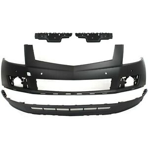New Bumper Cover Facial Kit Front Gm1000916 Gm1015108 Gm1042113 Gm1043113