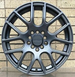 4 Wheels Rims 17 Inch For Toyota Supra Corolla Im Rav4 Camry Tacoma 2wd 313