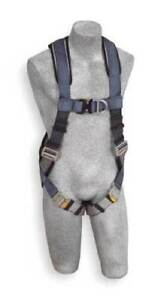 Dbi sala Exofit 1108527 Vest Style Harness Front And Back D rings Loops Large