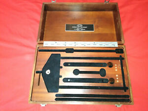 Stereotaxic Instrument H Neuman Company Empty Box