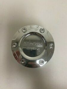 Used American Racing 1342100041 S602 23 1342100041c Chrome Wheel Center Cap