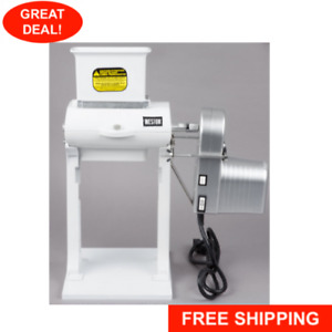 Electric Meat Tenderizer Two Legs Motor Attachment Stainless Steel Aluminum