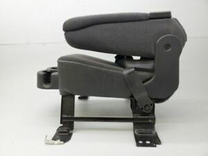 2001 Gmc Sierra Front Center Jump Seat Gray Cloth Nice Oem Complete