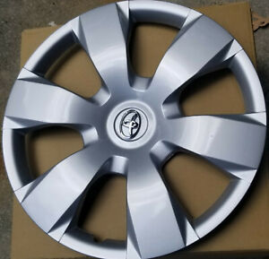 61137 2007 08 09 10 11 Fits For Camry Hubcap 16 Inch Wheelcover 2007 2011