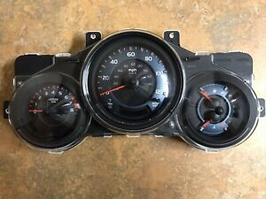 03 04 05 06 Honda Element Ex Auto At Speedometer Instrument Gauge Cluster 298k