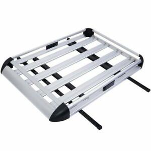 For Jeep Grand Cherokee 2012 2018 Roof Rack Suv Cargo Luggage Carrier Basket