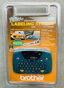 Brother Pt 65 P touch Pt65 Home Office Electronic Labeling Label System Sealed