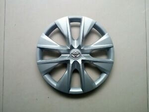1 New Hubcap Fit For 2014 2015 2016 Toyota Camry Corolla 15 Wheel Cover 15 Inch