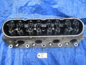 03 06 Chevy Silverado 5 3l V8 Driver Cylinder Head Assembly Engine Motor 706 Lh