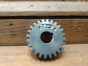 Logan Lathe 24 Tooth Gear