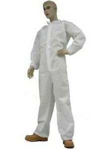 Protective Coverall disaster Clean up Prep permagard C18120l large new