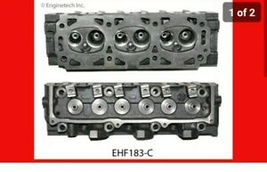 1 New Ford Ranger Taurus Sable 3 0 Cylinder Head Ohv Bare Cast 00 06 7mm No Core