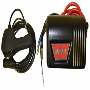 Warn Cntrl Pack For Warn M8274 50 Winch 12 Volt 38845
