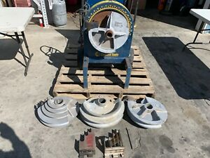 Current Tools 77 Electrical Conduit Electric Bender With Shoes Not Greenlee
