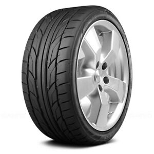 Nitto Set Of 4 Tires 295 40zr18 W Nt555 G2 Summer Performance