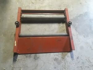 Meco Reel Winder Model Rw1 Reel Dispenser