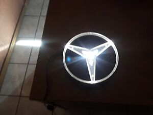 2016 Mercedes Benz E350 Illuminated Star Grille Emblem Light A 1668170316