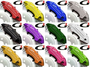 G2 Brake Caliper Paint Epoxy Style Kit High Heat Made In Usa New Free Shipping