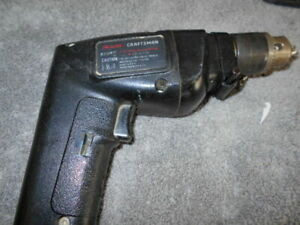 Craftsman 1 2 Drive Air Impact Wrench Tool Model 315 18821works