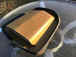 1978 1979 Pontiac Trans Am Gold Shaker Hood Scoop Air Cleaner Lid 6 6l 400 Cid