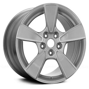 For Pontiac G8 08 09 Alloy Factory Wheel 5 Flared Spoke Machined