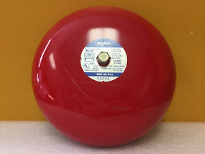 Amseco Msb 8b pv4 24 Vdc 0 03 A 8 In Fire Alarm Gong Tested