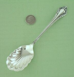 International Century Sterling Silver Grand Tradition Recollection Sugar Spoon