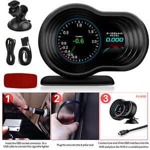 Tpms Wireless Car Tire Pressure Lcd Monitor System 4 Sensors Cigarette Lighter