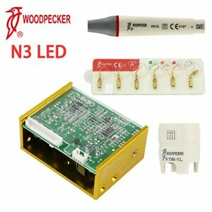 100 Woodpecker Uds n3 Led Dental Unit Built in Ultrasonic Piezo Scaler Fit Ems
