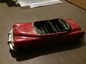 1952 1953 1954 Chevrolet Promo Conv Nos Look Rare Red