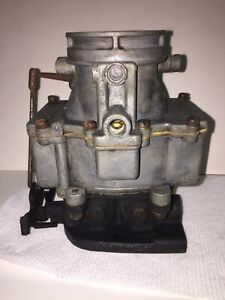 Stromberg Aav 1 Areotype 2 barrel Carburetor 1937 1938 Buick Series 40 8 Cyl