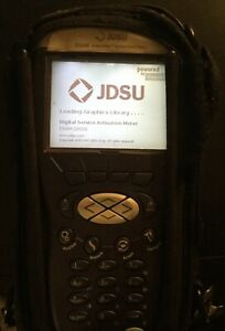 Jdsu Dsam 2600b Cable Tester Good Condition