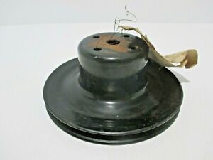 Nos 1958 1973 Chrysler Dodge Plymouth Fan Pulley 383 413 426 440 Non Ac Cars