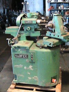 Hartex Tool And Cutter Grinder