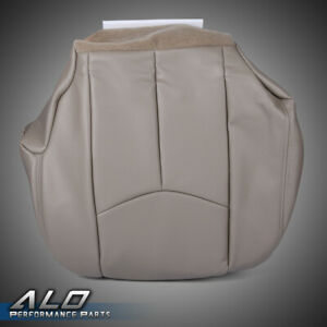 Driver Bottom Seat Cover For 2003 2004 2005 2006 Chevy Silverado 1500 2500