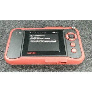Launch Tech Crp123 Creader Professional Full System Code Scanner
