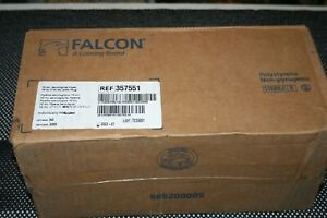 Case Of 200 Falcon 357551 10ml Serological Pipet Polystyrene 2022 07 Exp