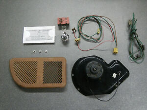 1963 Buick Riviera Rear Defroster Setup 63 Complete Working Includes Rare Switch