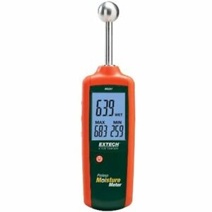 Mo257 Pinless Moisture Meter With 78 1 6 Inch Depth Pinless Moisture
